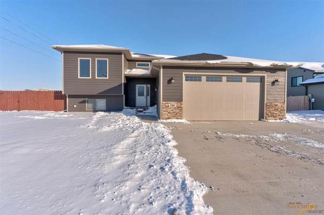 504 Bull Run Dr, Box Elder, SD 57719 (MLS #151776) :: VIP Properties