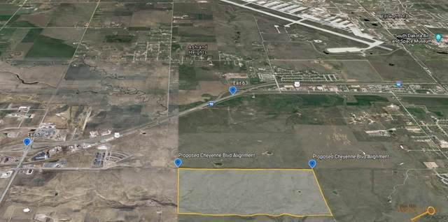 TBD Cheyenne Blvd, Box Elder, SD 57719 (MLS #151778) :: VIP Properties