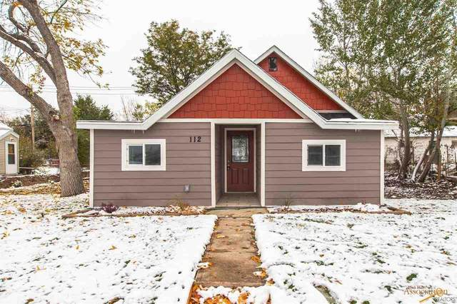 112 E New York, Rapid City, SD 57701 (MLS #151783) :: VIP Properties