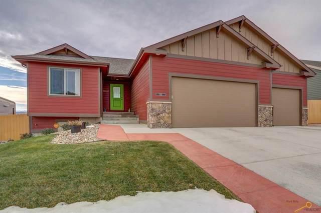 833 Bar Five Ranch Rd, Rapid City, SD 57703 (MLS #151786) :: Black Hills SD Realty