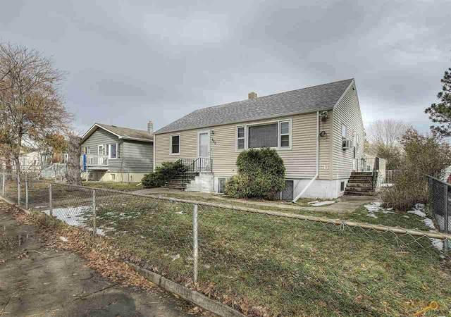 820 Blaine Ave, Rapid City, SD 57701 (MLS #151788) :: Black Hills SD Realty