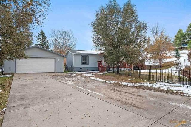 2726 Jenny Gulch Rd, Rapid City, SD 57702 (MLS #151792) :: Black Hills SD Realty