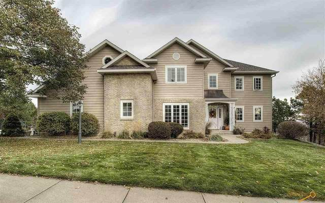 1016 Enchantment Rd, Rapid City, SD 57701 (MLS #151796) :: Heidrich Real Estate Team