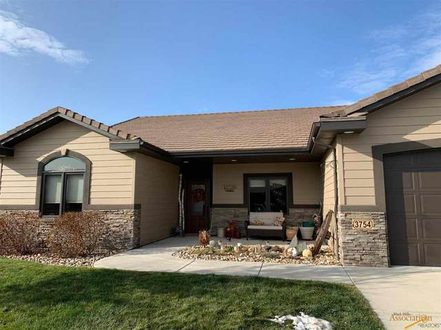 3754 Padre Dr, Rapid City, SD 57703 (MLS #151805) :: Black Hills SD Realty