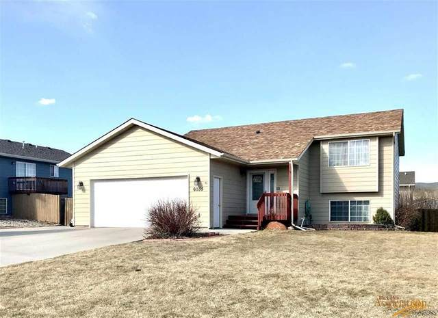 6935 Daisy Dr, Black Hawk, SD 57718 (MLS #151807) :: Heidrich Real Estate Team