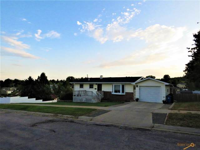 4545 Wentworth Dr, Rapid City, SD 57702 (MLS #151811) :: Black Hills SD Realty