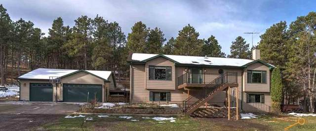 10121 Ponderosa Dr, Black Hawk, SD 57718 (MLS #151814) :: Heidrich Real Estate Team