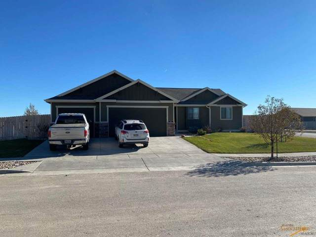 722 Bar Five Ranch Rd, Rapid City, SD 57703 (MLS #151828) :: Black Hills SD Realty