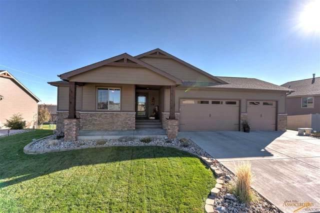 6208 Dunsmore Rd, Rapid City, SD 57702 (MLS #151832) :: Black Hills SD Realty