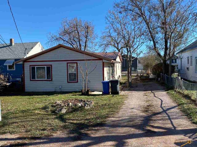 727 Haines Ave, Rapid City, SD 57701 (MLS #151834) :: Black Hills SD Realty