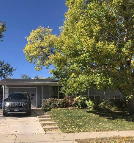 2401 Central Blvd, Rapid City, SD 57702 (MLS #151837) :: Black Hills SD Realty
