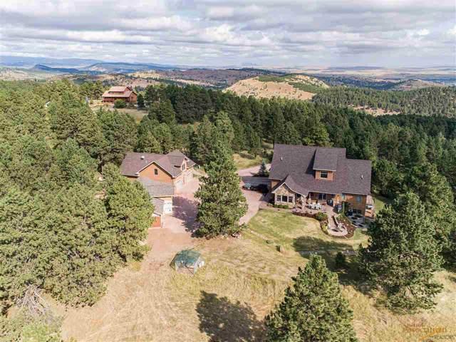 5417 Stone Tree Ct, Piedmont, SD 57769 (MLS #151838) :: Black Hills SD Realty