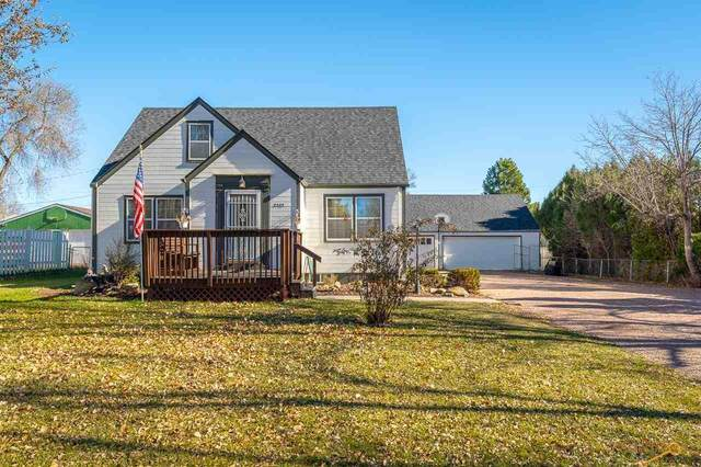 2342 S Neel, Rapid City, SD 57703 (MLS #151839) :: Heidrich Real Estate Team