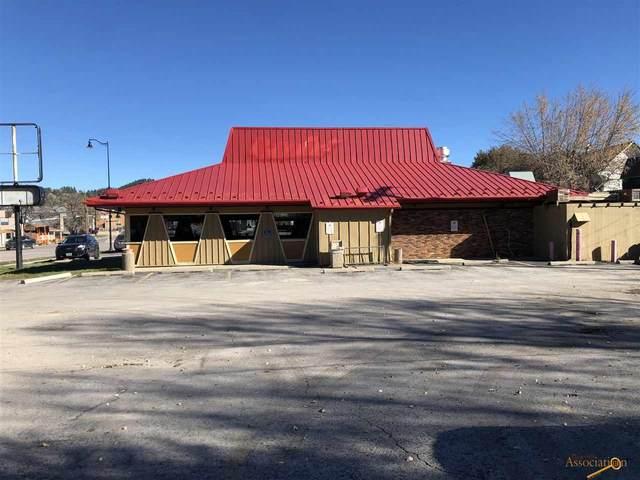 435 W Jackson Blvd, Spearfish, SD 57783 (MLS #151842) :: Black Hills SD Realty