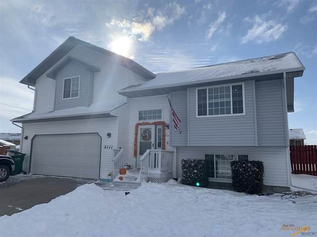 5111 Ethan Ct, Rapid Valley, SD 57703 (MLS #151847) :: Heidrich Real Estate Team
