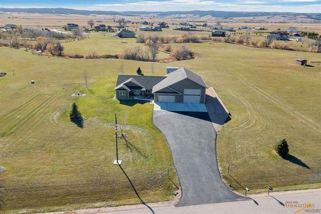 1585 Double Tree Dr, Piedmont, SD 57769 (MLS #151853) :: Black Hills SD Realty