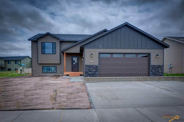 832 Jones Dr, Rapid City, SD 57703 (MLS #151871) :: Black Hills SD Realty