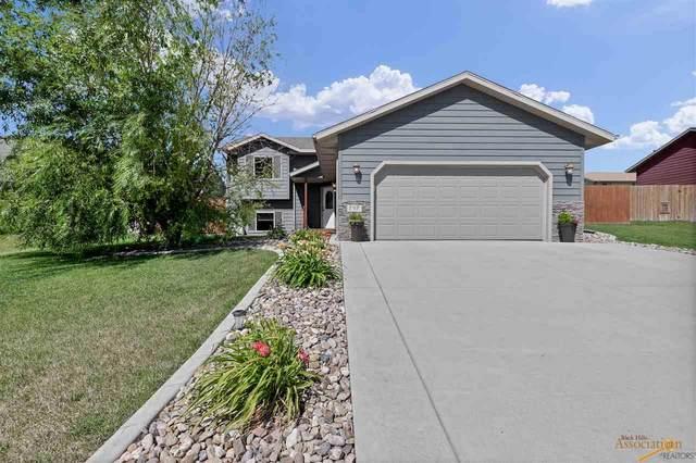 707 Degeest, Rapid City, SD 57703 (MLS #151873) :: Black Hills SD Realty