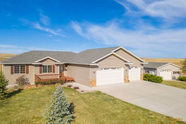 2418 Black Saddle Rd, Rapid City, SD 57703 (MLS #151876) :: Black Hills SD Realty