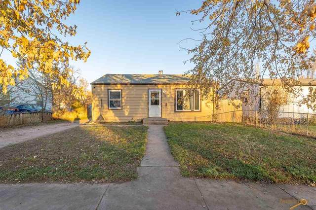 930 Willsie Ave, Rapid City, SD 57701 (MLS #151877) :: Dupont Real Estate Inc.