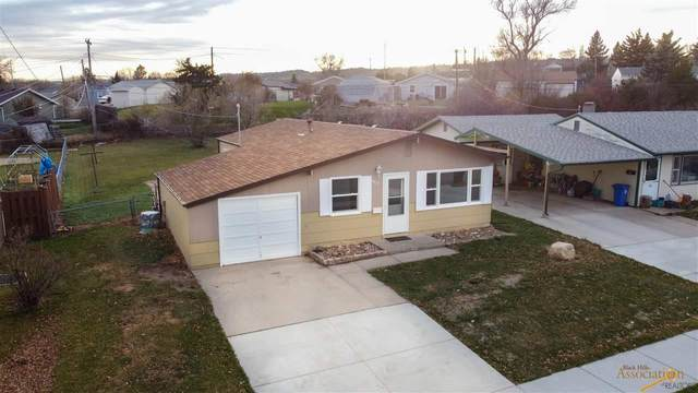 2815 Willow Ave, Rapid City, SD 57701 (MLS #151878) :: Black Hills SD Realty