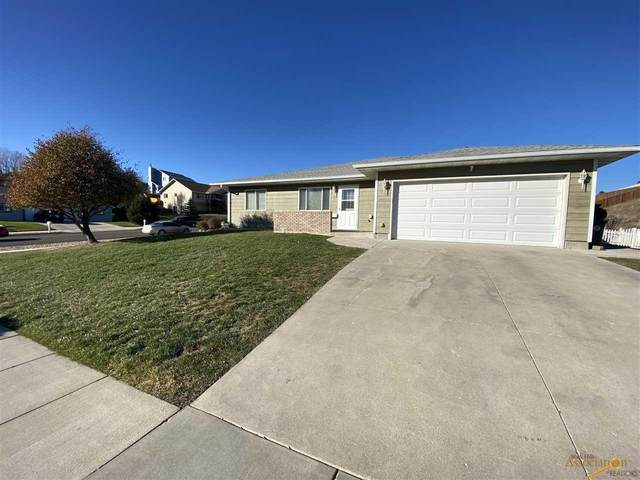 2631 Smith Ave, Rapid City, SD 57701 (MLS #151879) :: Black Hills SD Realty