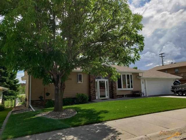4301 Mary Dr, Rapid City, SD 57702 (MLS #151895) :: Black Hills SD Realty