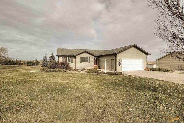 2610 Wildhorse Dr, Rapid City, SD 57703 (MLS #151898) :: Black Hills SD Realty