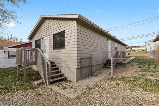 230 E New York, Rapid City, SD 57701 (MLS #151904) :: Black Hills SD Realty