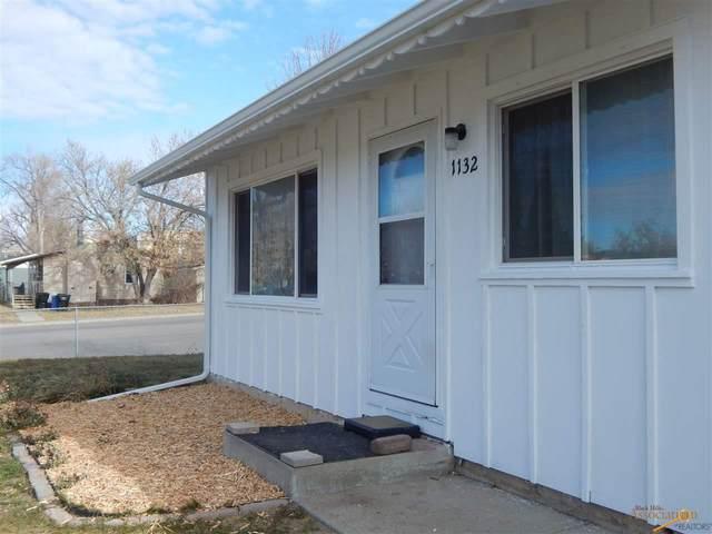 1132 Racine, Rapid City, SD 57701 (MLS #151913) :: Black Hills SD Realty