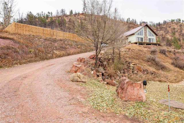 13052 Fall River Rd, Hot Springs, SD 57745 (MLS #151918) :: Black Hills SD Realty