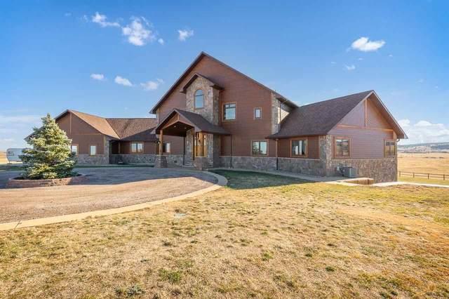 14667 139TH PLACE, Piedmont, SD 57769 (MLS #151938) :: Heidrich Real Estate Team