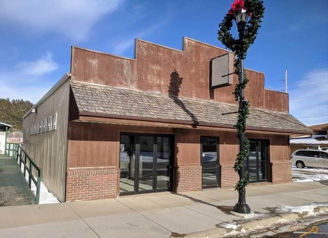 915 E Main, Sturgis, SD 57785 (MLS #151941) :: Heidrich Real Estate Team