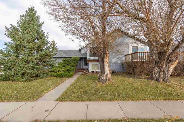 4002 Wisconsin Ave, Rapid City, SD 57701 (MLS #151951) :: Black Hills SD Realty