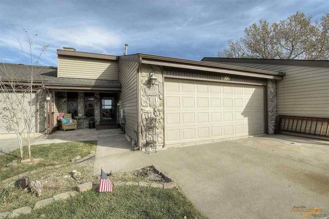 1106 Crestridge Ct, Rapid City, SD 57701 (MLS #151952) :: Heidrich Real Estate Team