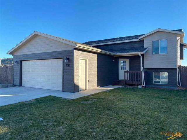 6519 Astoria Ln, Summerset, SD 57718 (MLS #151953) :: Heidrich Real Estate Team