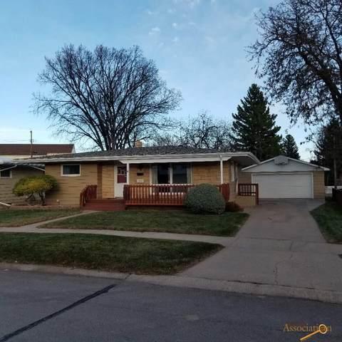 4722 Pierre, Rapid City, SD 57702, SD 57702 (MLS #151954) :: Heidrich Real Estate Team