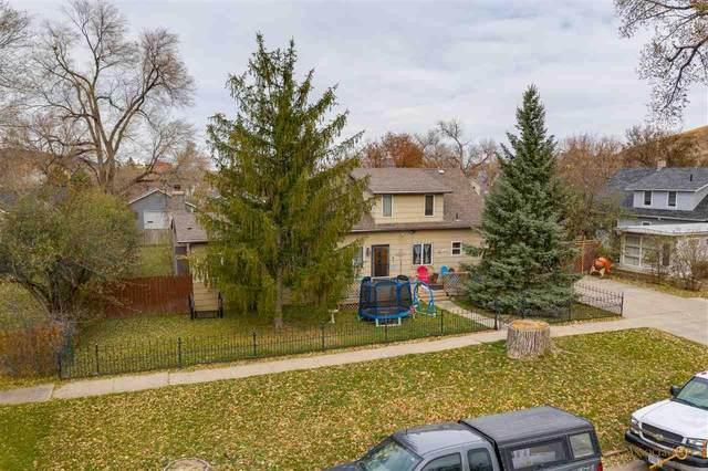 824 Fairview, Rapid City, SD 57701 (MLS #151976) :: VIP Properties