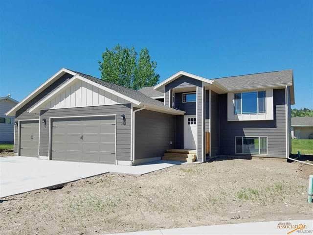 628 Bomber Way, Box Elder, SD 57719 (MLS #151981) :: VIP Properties