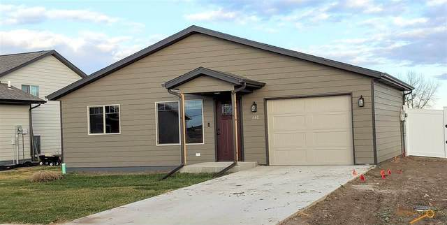 643 Bomber Way, Box Elder, SD 57719 (MLS #151985) :: Daneen Jacquot Kulmala & Steve Kulmala