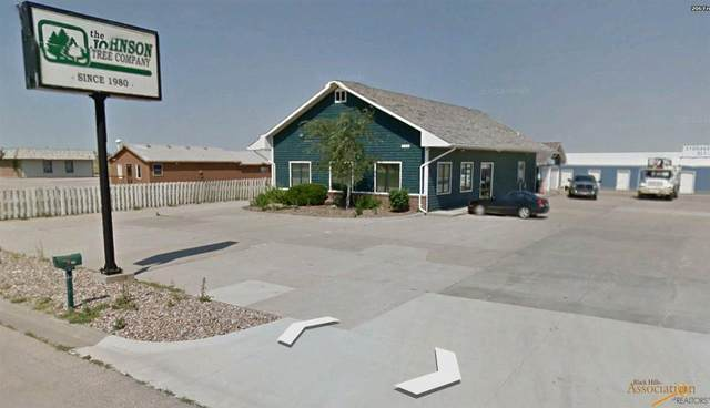 206 Frontage Rd, Box Elder, SD 57719 (MLS #151998) :: Black Hills SD Realty