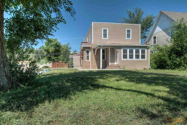 725 West, Rapid City, SD 57701 (MLS #152007) :: Dupont Real Estate Inc.