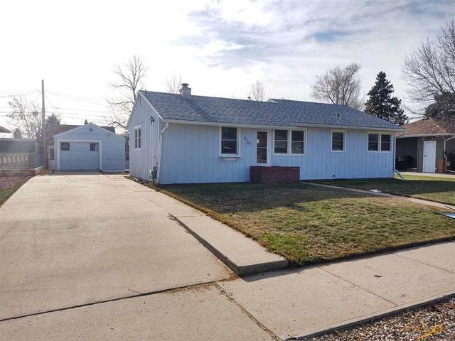 4107 W St Louis, Rapid City, SD 57702 (MLS #152013) :: Black Hills SD Realty