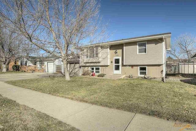 3520 Elm Ave, Rapid City, SD 57701 (MLS #152016) :: Black Hills SD Realty