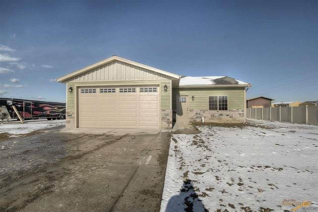 508 W Sunnydale Rd, Box Elder, SD 57719 (MLS #152023) :: Dupont Real Estate Inc.