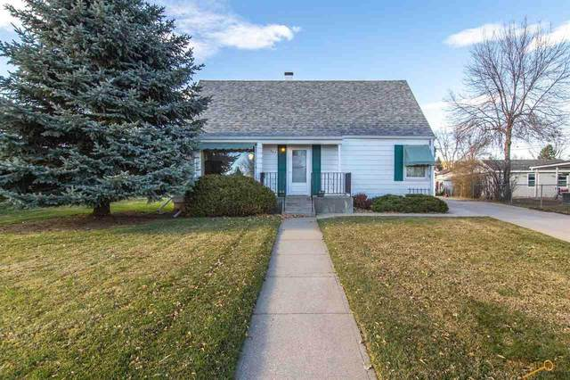 207 Philip Dr, Rapid City, SD 57702 (MLS #152032) :: Black Hills SD Realty