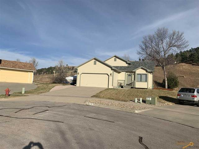 2276 Aster Ct, Rapid City, SD 57702 (MLS #152042) :: Black Hills SD Realty