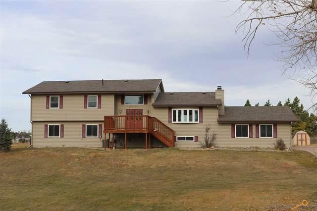 8575 Dunsmore Rd, Rapid City, SD 57702 (MLS #152051) :: Heidrich Real Estate Team