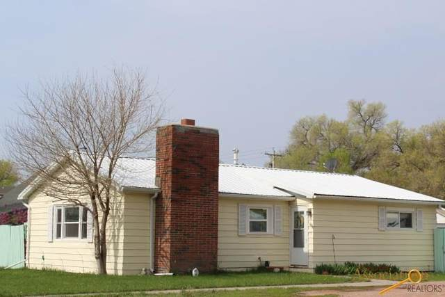 300 3RD AVE, Edgemont, SD 57735 (MLS #152052) :: Black Hills SD Realty