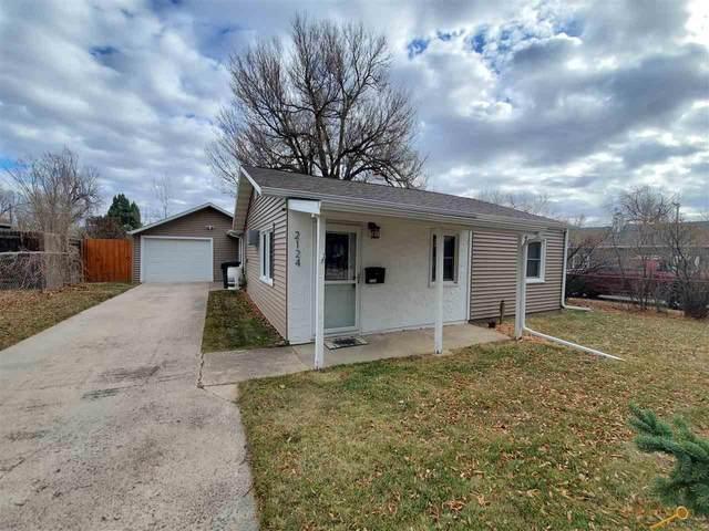 2124 Elm Ave, Rapid City, SD 57701 (MLS #152055) :: Black Hills SD Realty